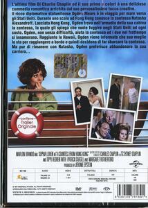 La contessa di Hong Kong di Charles Chaplin - DVD - 2