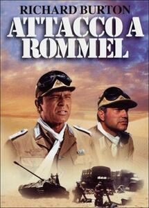 Attacco a Rommel di Henry Hathaway - DVD