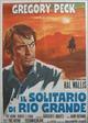 Cover Dvd Il solitario di rio Grande