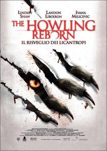 The Howling. Reborn. Il risveglio dei licantropi di Joe Nimziki - DVD