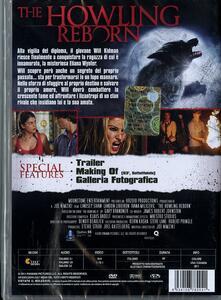 The Howling. Reborn. Il risveglio dei licantropi di Joe Nimziki - DVD - 2