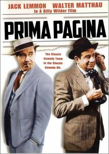 Prima pagina di Billy Wilder - DVD