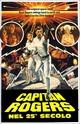Cover Dvd DVD Capitan Rogers nel 25° secolo