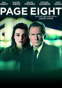 Page Eight di David Hare - DVD