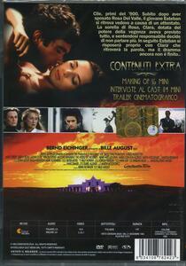 La casa degli spiriti di Bille August - DVD - 2