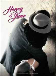 Henry e June di Philip Kaufman - DVD