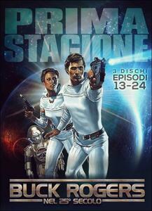 Buck Rogers. Stagione 1. Vol. 2 (3 DVD) - DVD