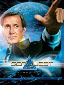 Seaquest. Stagione 1 (3 DVD) - DVD