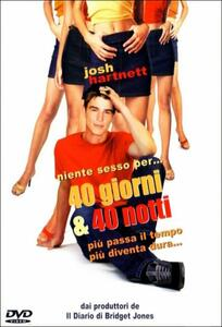 40 giorni e 40 notti di Michael Lehmann - DVD