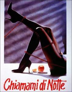 Chiamami di notte di Sollace Mitchell - DVD