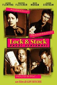 Cover Dvd Lock, Stock & Two Smoking Barrels (DVD)