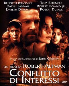 Conflitto di interessi (DVD) di Robert Altman - DVD