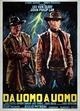 Cover Dvd DVD Da uomo a uomo