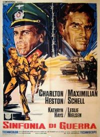 Cover Dvd Sinfonia di guerra (DVD) (DVD)