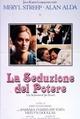 Cover Dvd La seduzione del potere