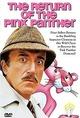 Cover Dvd DVD La pantera rosa colpisce ancora