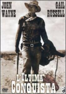 L' ultima conquista di James Edward Grant - DVD