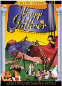I viaggi di Gulliver<span>.</span> Edizione speciale di Dave Fleischer,Max Fleischer - DVD