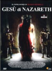 Gesù di Nazareth (3 DVD) di Franco Zeffirelli - DVD