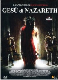 Cover Dvd Gesù di Nazareth