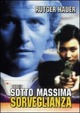 Cover Dvd Sotto massima sorveglianza