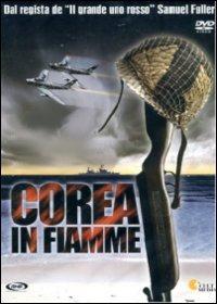 Cover Dvd Corea in fiamme