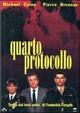 Cover Dvd Quarto protocollo