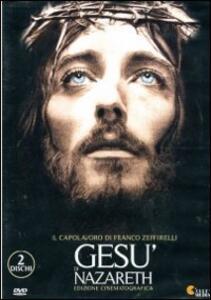 Gesù di Nazareth (2 DVD) di Franco Zeffirelli - DVD