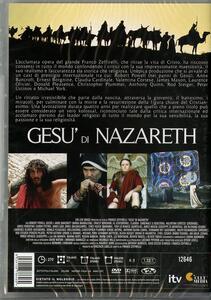 Gesù di Nazareth (2 DVD) di Franco Zeffirelli - DVD - 2