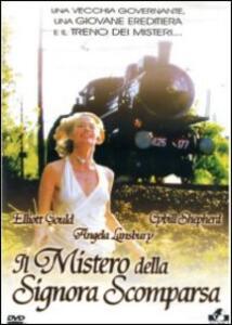 Il mistero della signora scomparsa di Anthony Page - DVD