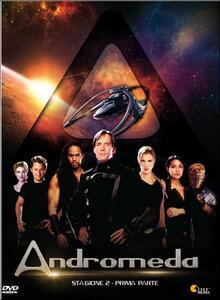 Andromeda. Stagione 2. Vol. 1 (4 DVD) - DVD