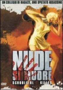 Nude... si muore di Anthony M. Dawson - DVD