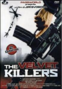 The Velvet Killers (2 DVD) di Jiri Svoboda - DVD
