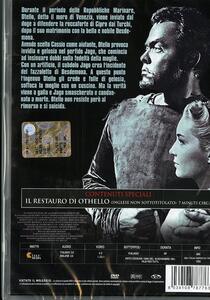 Otello di Orson Welles - DVD - 2