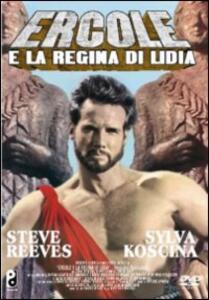 Ercole e la Regina di Lidia di Pietro Francisci - DVD