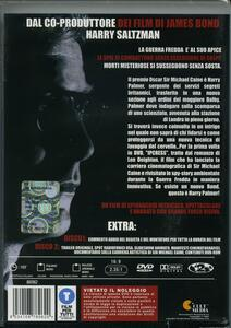 Ipcress (2 DVD) di Sidney J. Furie - DVD - 2