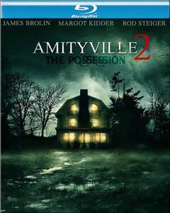 Amityville Possession di Damiano Damiani - Blu-ray