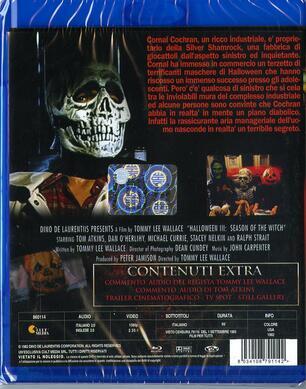 Halloween III. Il signore della notte - Blu-ray - Film di Tommy Lee ... a75c1d1c71f8
