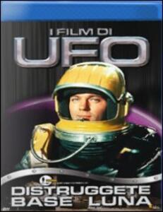 UFO distruggete base Luna di Laxie Turner - Blu-ray