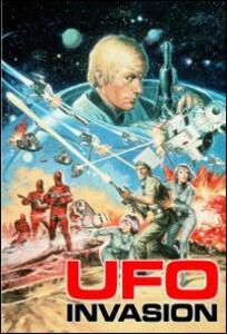 Invasion: UFO di Gerry Anderson - Blu-ray