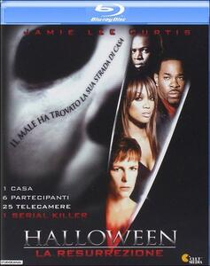 Halloween. La resurrezione di Rick Rosenthal - Blu-ray