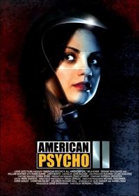 Cover Dvd American Psycho 2. All American Girl (Blu-ray)