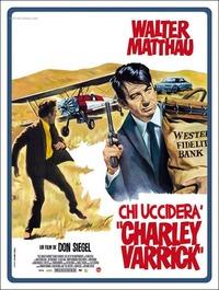 Cover Dvd Chi ucciderà Charley Warrick? (Blu-ray)