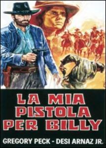La mia pistola per Billy di Ted Kotcheff - Blu-ray