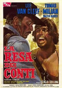 Cover Dvd La resa dei conti (Blu-ray)