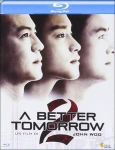 A Better Tomorrow II di John Woo - Blu-ray