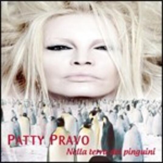 Nella terra dei pinguini - CD Audio di Patty Pravo