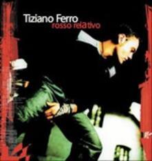 Rosso relativo - CD Audio di Tiziano Ferro