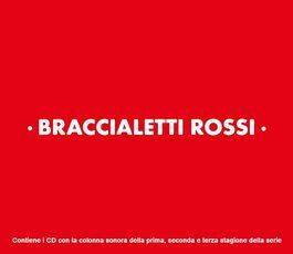 CD Braccialetti Rossi 1, 2, 3 (Colonna Sonora) (Box Set)