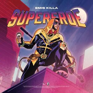 Supereroe - CD Audio di Emis Killa